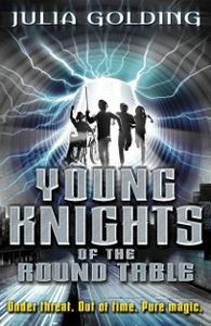 Ebook in inglese Young Knights of the Round Table Golding, Julia