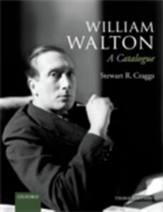 Ebook in inglese William Walton: A Catalogue: Paperback Craggs, Stewart