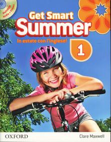 Rallydeicolliscaligeri.it Get smart. Summer. Per la Scuola media. Vol. 1 Image