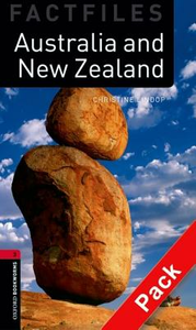 Libro Australia and New Zealand. Oxford bookworms library. Livello 3. Con CD Audio