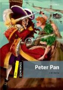 Dominoes: One: Peter Pan - cover