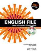 Libro in inglese English File third edition: Upper-intermediate: Student's Book with iTutor: The best way to get your students talking Clive Oxenden Christina Latham-Koenig