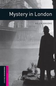 Ebook in inglese Mystery in London, Oxford Bookworms Library Brooke, Helen
