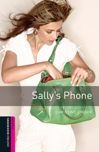 Ebook in inglese Sally's Phone Lindop, Christine