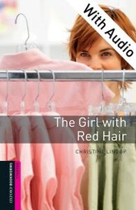 Ebook in inglese Girl with Red Hair - With Audio Lindop, Christine