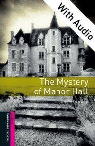 Ebook in inglese Mystery of Manor Hall - With Audio Cammack, Jane