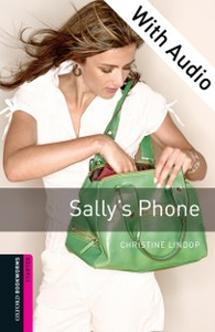 Ebook in inglese Sally's Phone - With Audio Lindop, Christine