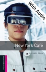 Ebook in inglese New York Cafe - With Audio Dean, Michael