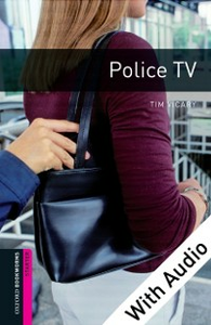 Ebook in inglese Police TV - With Audio Vicary, Tim