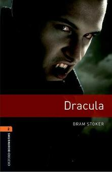 Oxford Bookworms Library: Level 2:: Dracula - Bram Stoker,Diane Mowat - cover