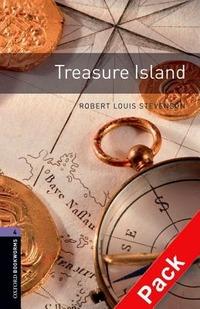 Treasure island. Oxford bookworms library. Livello 4. Con CD Audio
