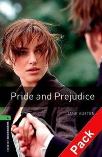 Pride & prejudice. Oxford bookworms library. Livello 6. Con CD Audio