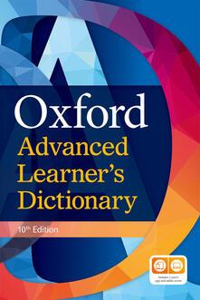 Oxford advanced learner's dictionary. Per le Scuole superiori. Con espansione online - copertina