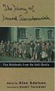 Ebook in inglese Diary of Dawid Sierakowiak Adelson, Alan , Sierakowiak, Dawid , Turowski, Kamil