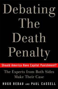 Foto Cover di Debating the Death Penalty, Ebook inglese di  edito da Oxford University Press