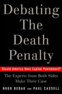 Ebook in inglese Debating the Death Penalty