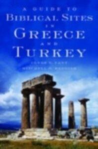 Foto Cover di Guide to Biblical Sites in Greece and Turkey, Ebook inglese di Clyde E. Fant,Mitchell G. Reddish, edito da Oxford University Press, USA