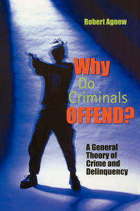 Why Do Criminals Offend?: A General Theory of Crime and Delinquency - Robert Agnew - cover