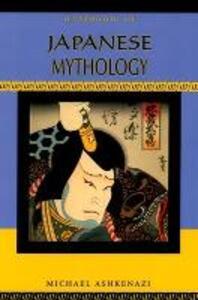 Handbook of Japanese Mythology - Michael Ashkenazi - cover
