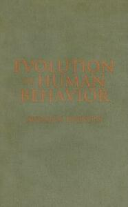 Evolution of Human Behavior - Agustin Fuentes - cover