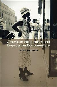 American Modernism and Depression Documentary - Jeff Allred - cover