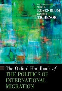 The Oxford Handbook of the Politics of International Migration - cover