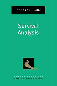 Survival Analysis - Shenyang Guo - cover