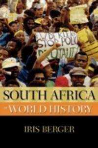 South Africa in World History - Iris Berger - cover