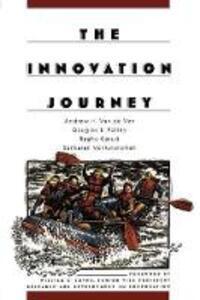 The Innovation Journey - Andrew van de Ven,Douglas E. Polley,Raghu Garud - cover