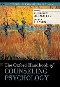 The Oxford Handbook of Counseling Psychology - cover