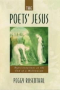 Ebook in inglese Poets' Jesus Rosenthal, Peggy