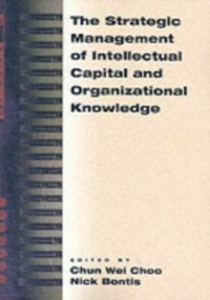 Ebook in inglese Strategic Management of Intellectual Capital and Organizational Knowledge -, -