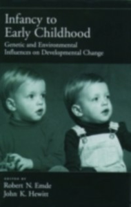 Ebook in inglese Infancy to Early Childhood: Genetic and Environmental Influences on Developmental Change -, -
