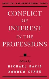 Ebook in inglese Conflict of Interest in the Professions -, -