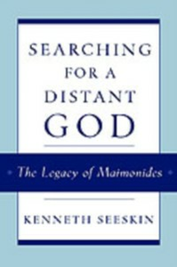 Ebook in inglese Searching for a Distant God: The Legacy of Maimonides Seeskin, Kenneth