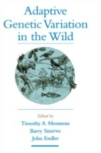 Ebook in inglese Adaptive Genetic Variation in the Wild -, -