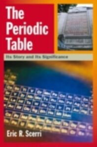 Ebook in inglese Periodic Table: Its Story and Its Significance Scerri, Eric R.