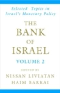 Ebook in inglese Bank of Israel: Volume 2: Selected Topics in Israel's Monetary Policy