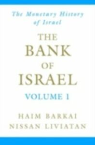 Foto Cover di Bank of Israel: Volume 1: A Monetary History, Ebook inglese di  edito da Oxford University Press