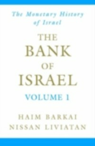 Ebook in inglese Bank of Israel: Volume 1: A Monetary History -, -