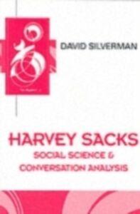 Foto Cover di Harvey Sacks, Ebook inglese di David Silverman, edito da Oxford University Press, USA