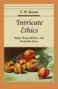 Ebook in inglese Intricate Ethics Rights, Responsibilities, and Permissible Harm M, KAMM F.