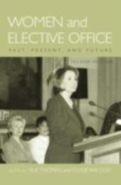 Women and Elective Office Past, Present, and Future 2/e