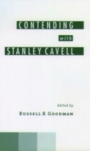 Ebook in inglese Contending with Stanley Cavell -, -