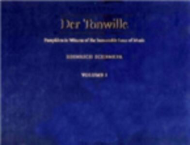 Ebook in inglese Der Tonwille: Pamphlets in Witness of the Immutable Laws of Music, Volume II Schenker, Heinrich