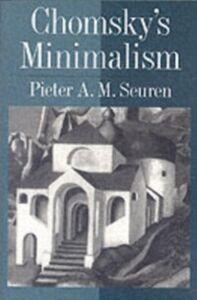 Foto Cover di Chomsky's Minimalism, Ebook inglese di Pieter A. M. Seuren, edito da Oxford University Press