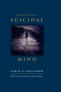 Ebook in inglese Autopsy of a Suicidal Mind Shneidman, Edwin S.
