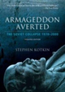 Ebook in inglese Armageddon Averted STEPHEN, KOTKIN