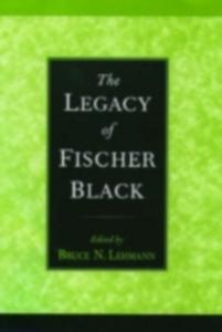 Ebook in inglese Legacy of Fischer Black -, -