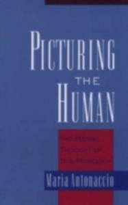 Ebook in inglese Picturing the Human: The Moral Thought of Iris Murdoch Antonaccio, Maria